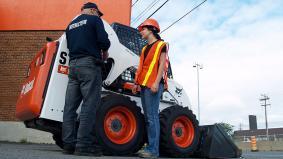(SSLOT) CERTIFICACION OPERADOR MINICARGADOR - Skid-Steer Loader Operator Training